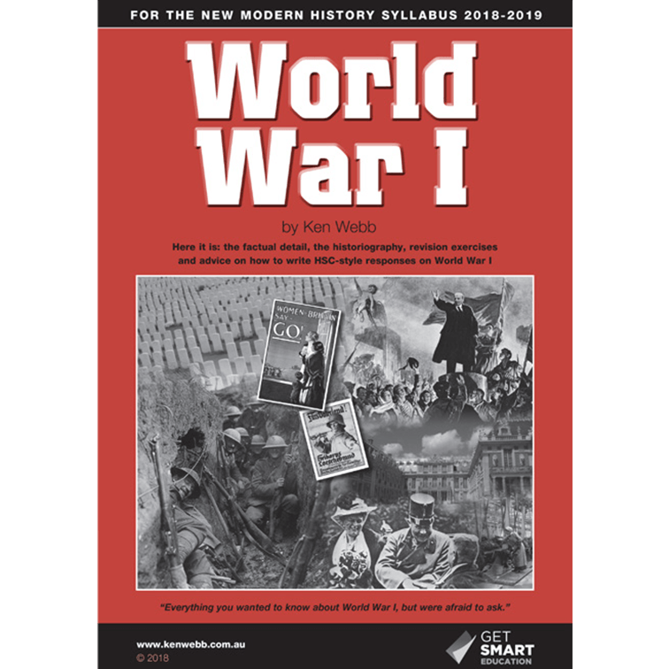 World War 1 by Ken Webb