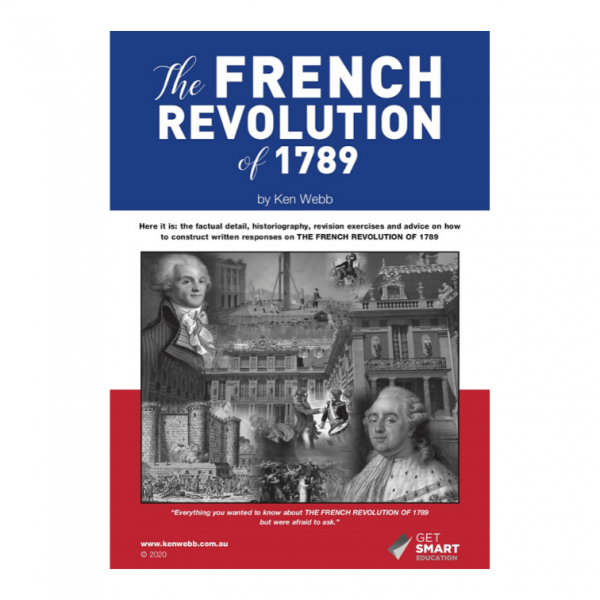 French Revolution of 1789 by Ken Web