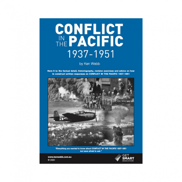 Conflict in the Pacific by Ken Web