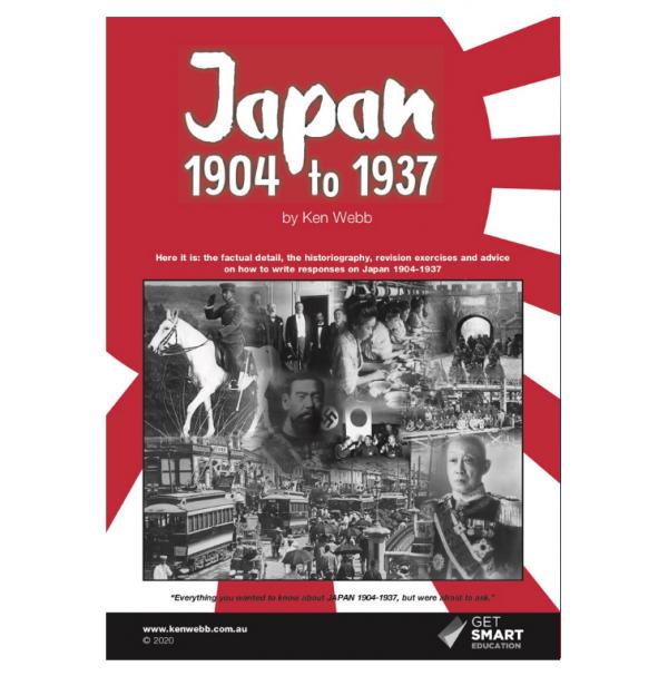 Japan 1904-1937 By Ken Web